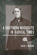 David Durham, A Southern Moderate in Radical Times
