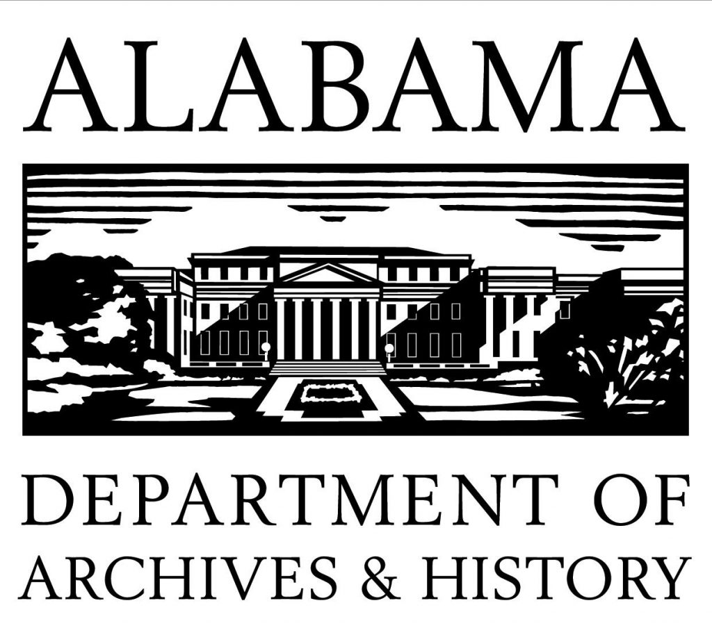 Alabama Department of Archives and History Logo