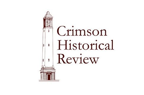 Crimson Historical Review Logo