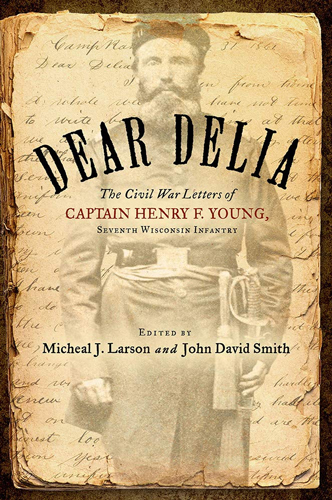 Image shows the book cover for Dear Delia