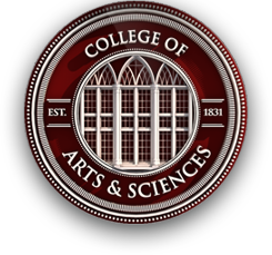 University of Alabama College of Arts & Scinces Logo