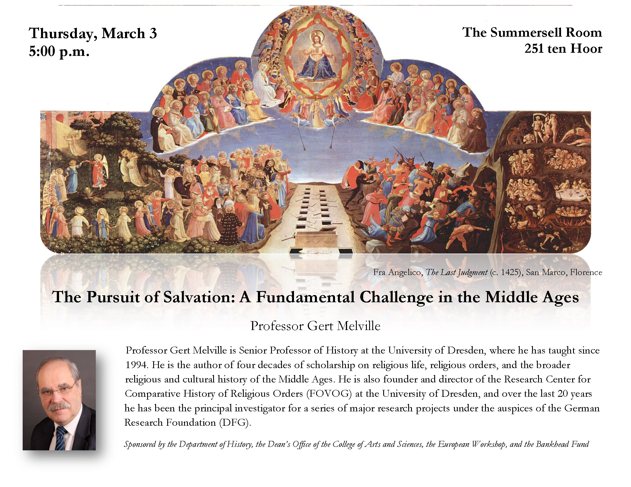 u201cthe pursuit of salvation  a fundamental challenge in the